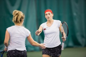 Razorbacks Gear Up For ITA Regionals