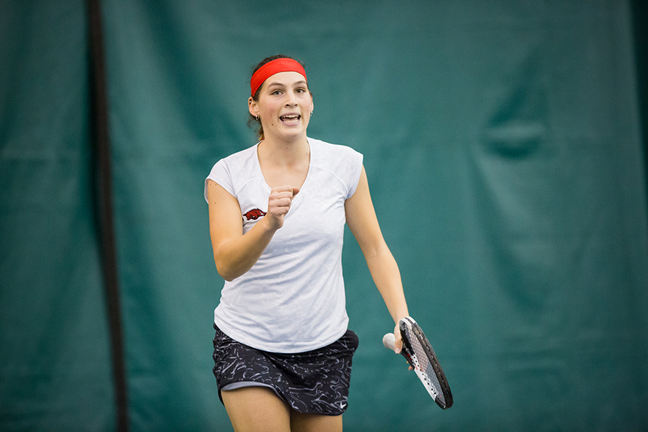 Strong Doubles Performances Highlight ITA Championships