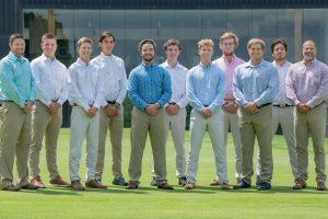 Arkansas Men's Golf Remains 14th in Coaches Poll