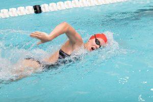 Hopkin Dominates at English Swimming Championships
