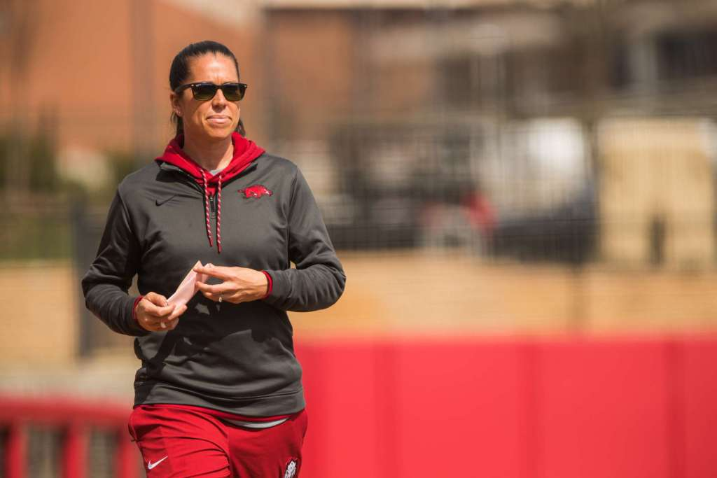 Razorbacks' named South's Coaching Staff of the Year by NFCA