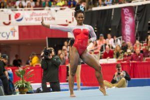 SEC Announces TV Schedule For Gymnastics