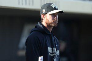 Matt Hobbs Named New Arkansas Pitching Coach