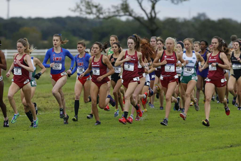 Arkansas Captures Eighth-Straight Regional Title