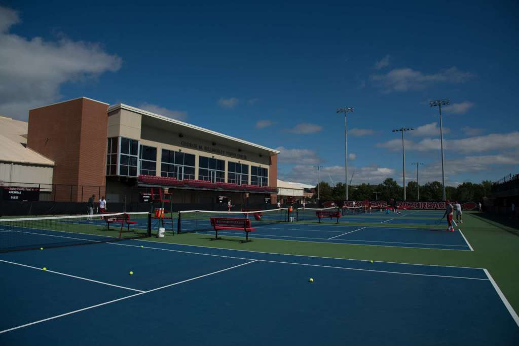 Seven Razorbacks Named to ITA All-Academic Team
