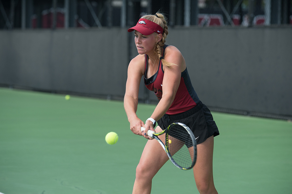 Two doubles teams advance at ITA Regionals