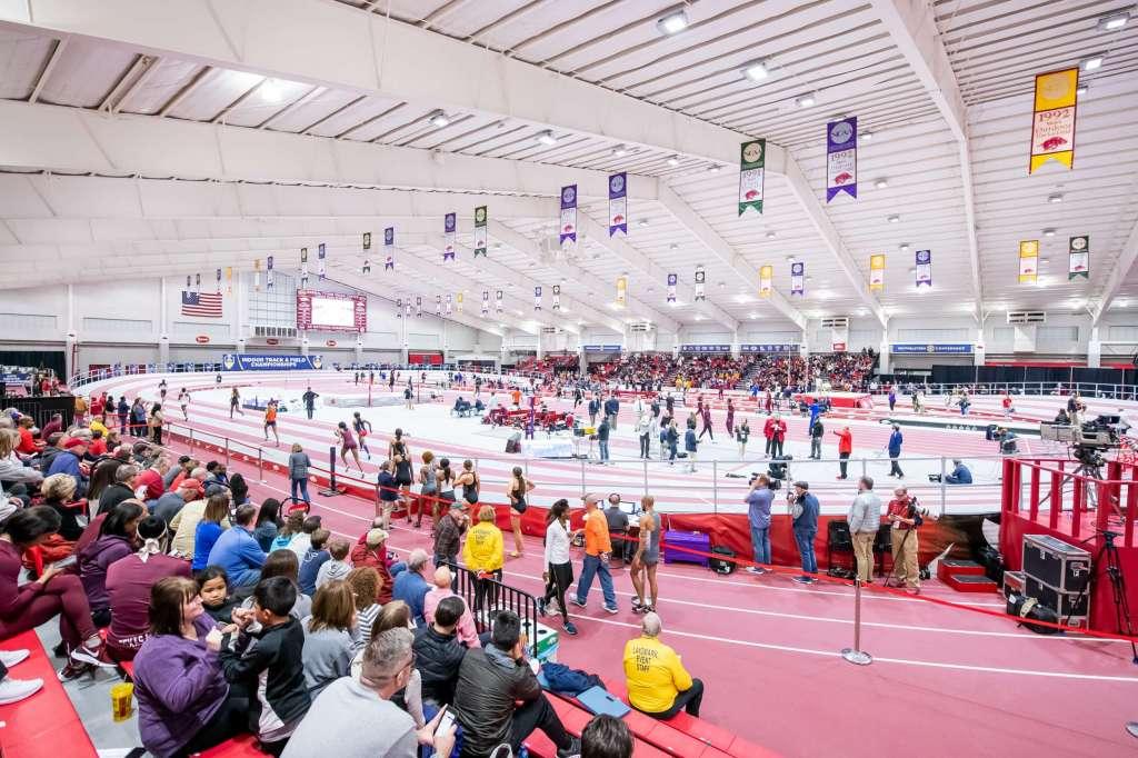 Former Olympian Crouser joins men's track & field