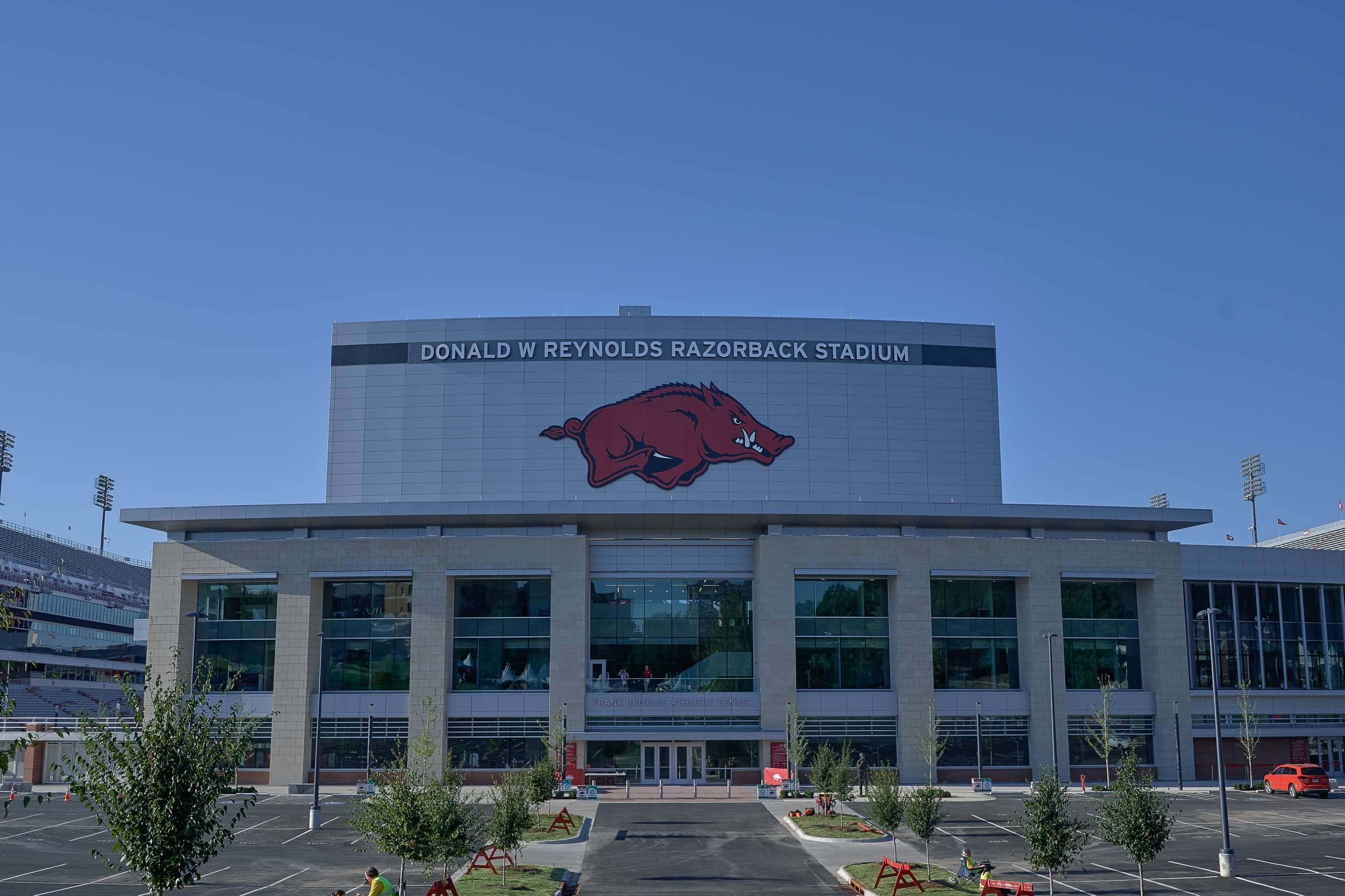 Arkansas announces change in leadership of its football program