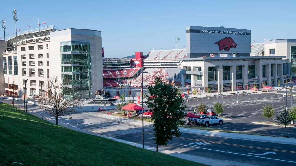 Get Connected With Razorback Football in 2019
