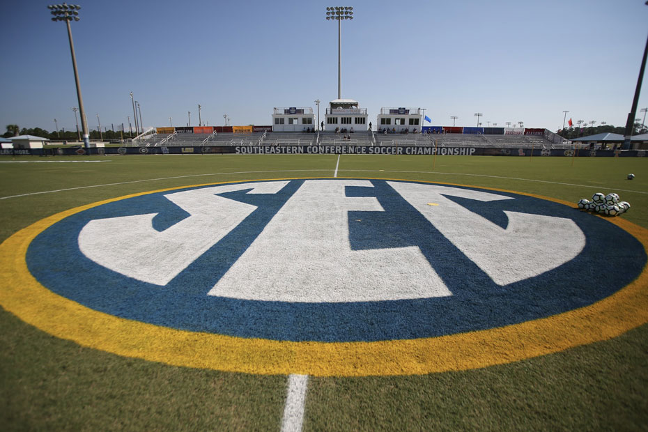 SEC Volleyball, Soccer, XC competition postponed through at least August 31