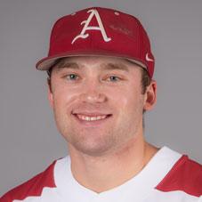 Trevor Ezell - Baseball - Arkansas Razorbacks