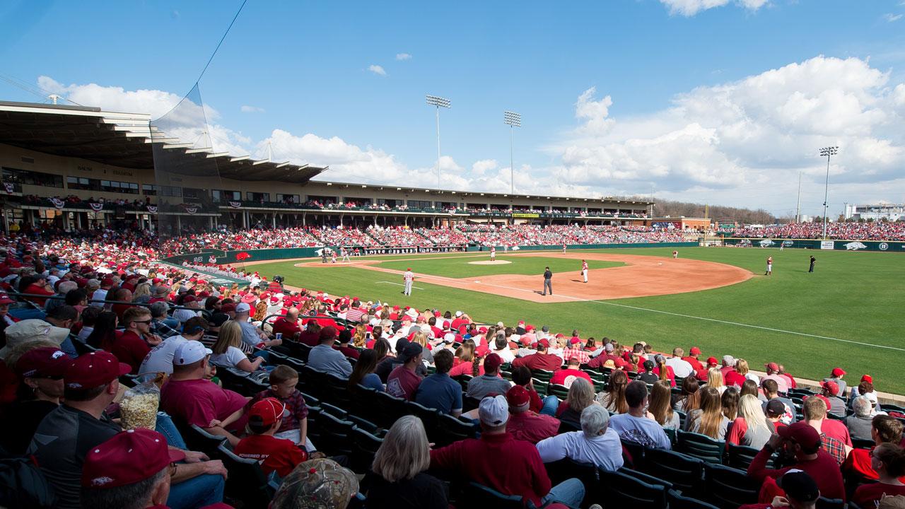 Baseball is BACK!   Arkansas Razorbacks