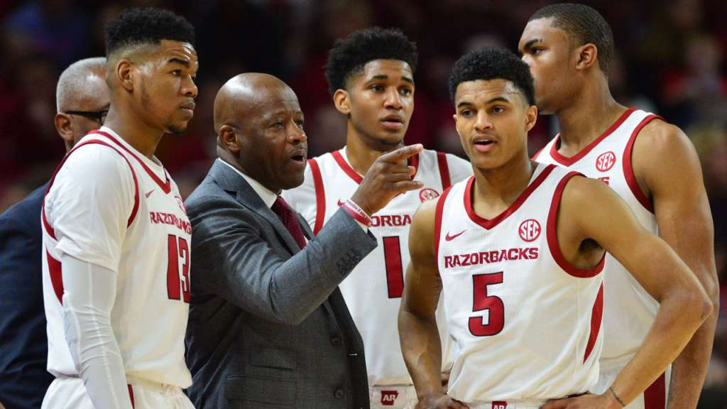 Arkansas Travels to Providence for NIT Tuesday