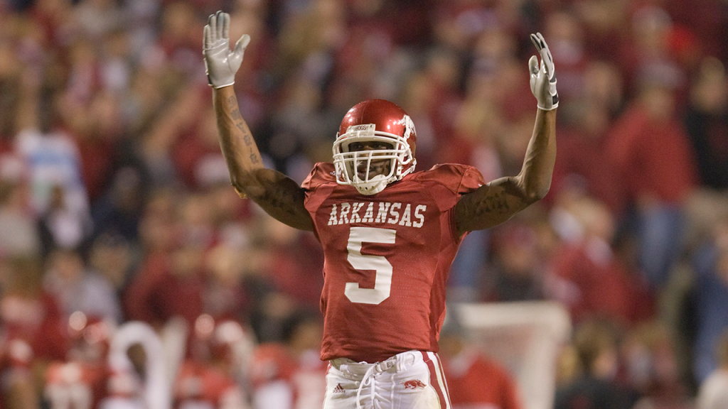 McFadden Headed to College Football Hall of Fame