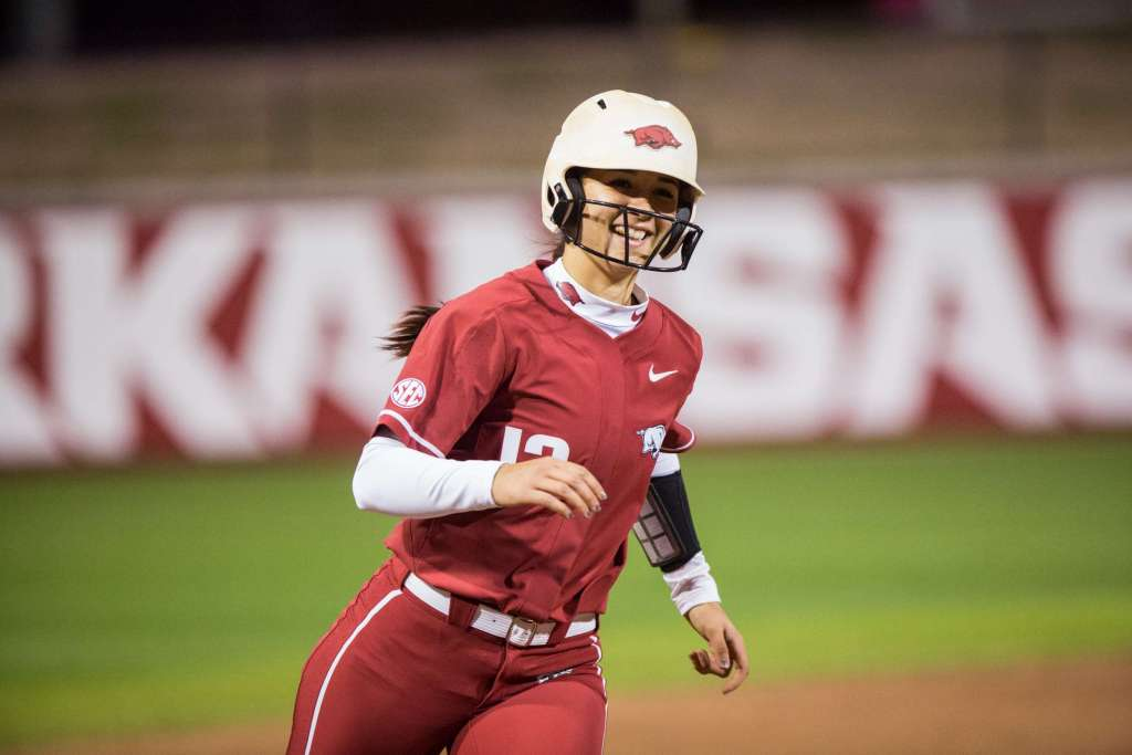 Razorback Bats on Fire in 11-0 Win over Northern Colorado