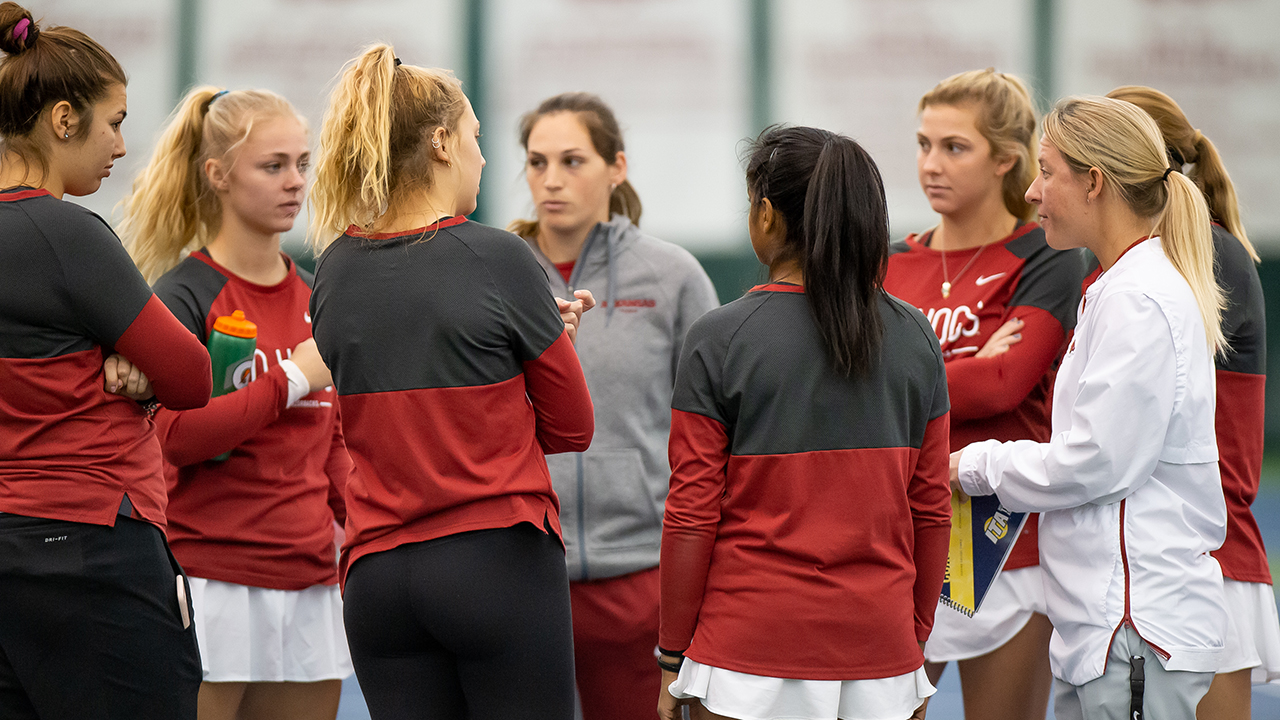 Arkansas To Open League Play Arkansas Razorbacks