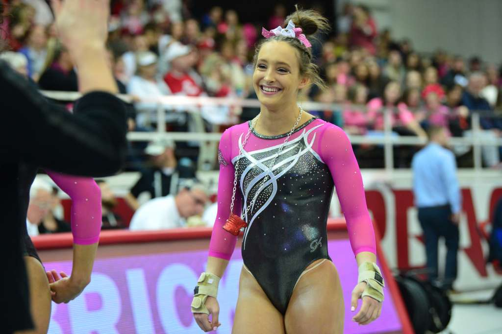 Gymbacks Face Auburn In Final SEC Road Matchup