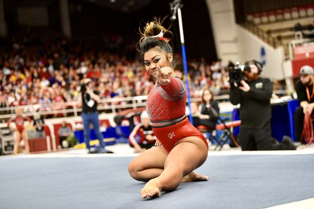 Arkansas Posts 196.375 In Loss To LSU