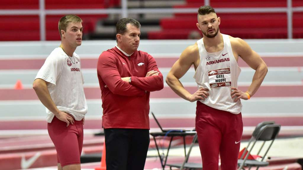 Razorbacks Wrap Up Action In The Desert At New Mexico Classic