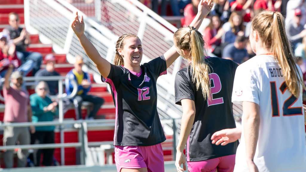 Spring Schedule Set For Razorback Soccer
