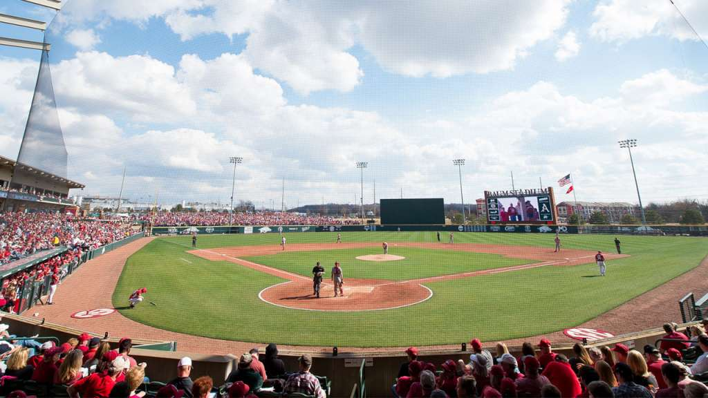 Opening Day On Deck For Razorbacks