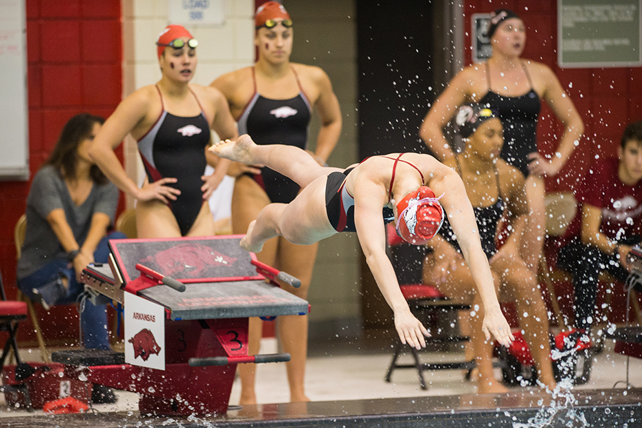 Hogs Conclude Day Four of SEC Championships