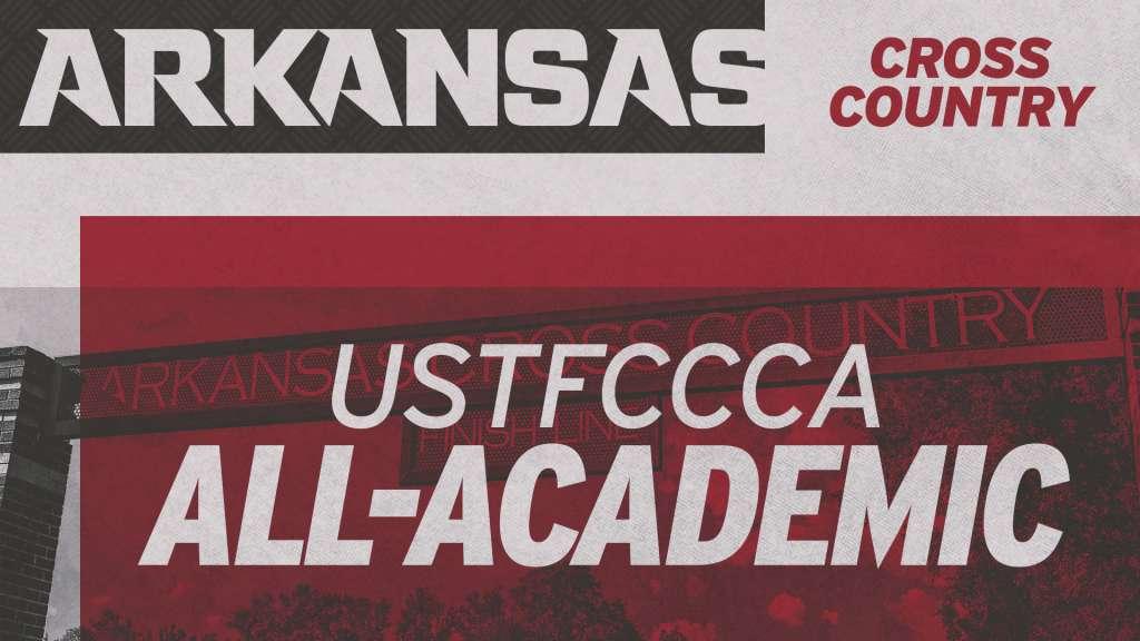 Razorbacks Earn USTFCCCA All-Academic Honors