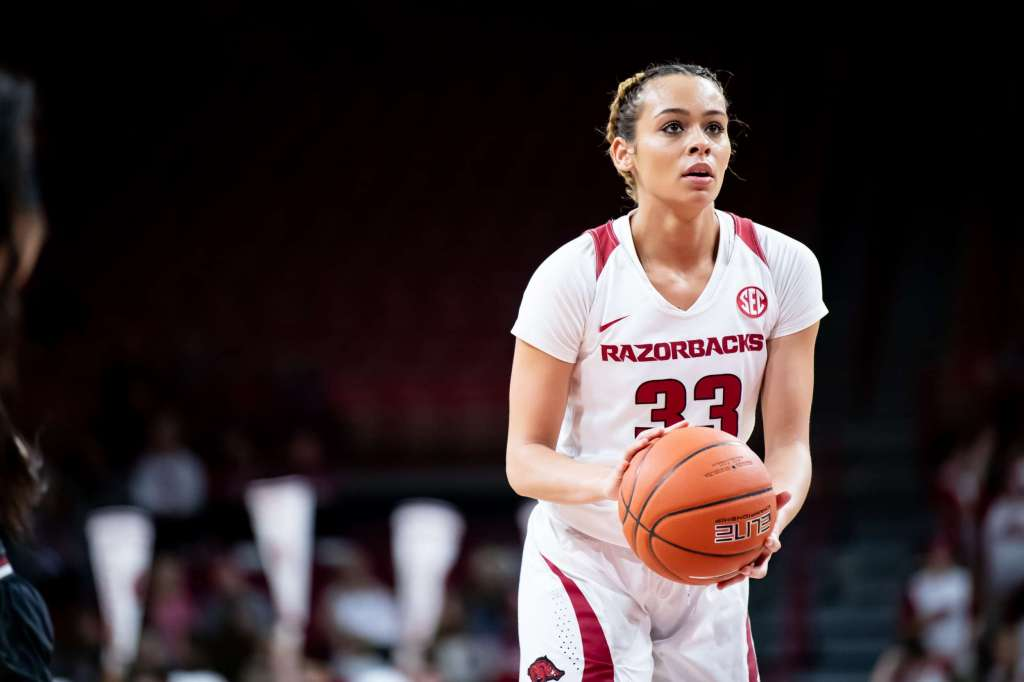 Dungee named to Ann Meyers Drysdale Watch List