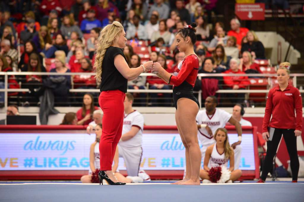 Individual Performances End Arkansas' Season