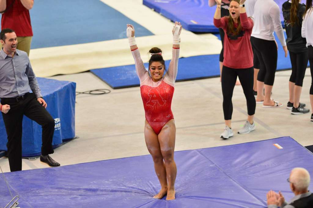 Gymbacks Return To Louisiana For Regional
