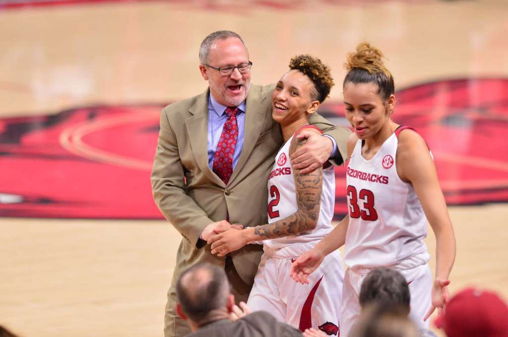 Red-Hot Razorbacks Smash UAB in WNIT