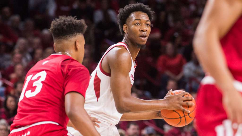Arkansas Meets Indiana in NIT 2nd Round