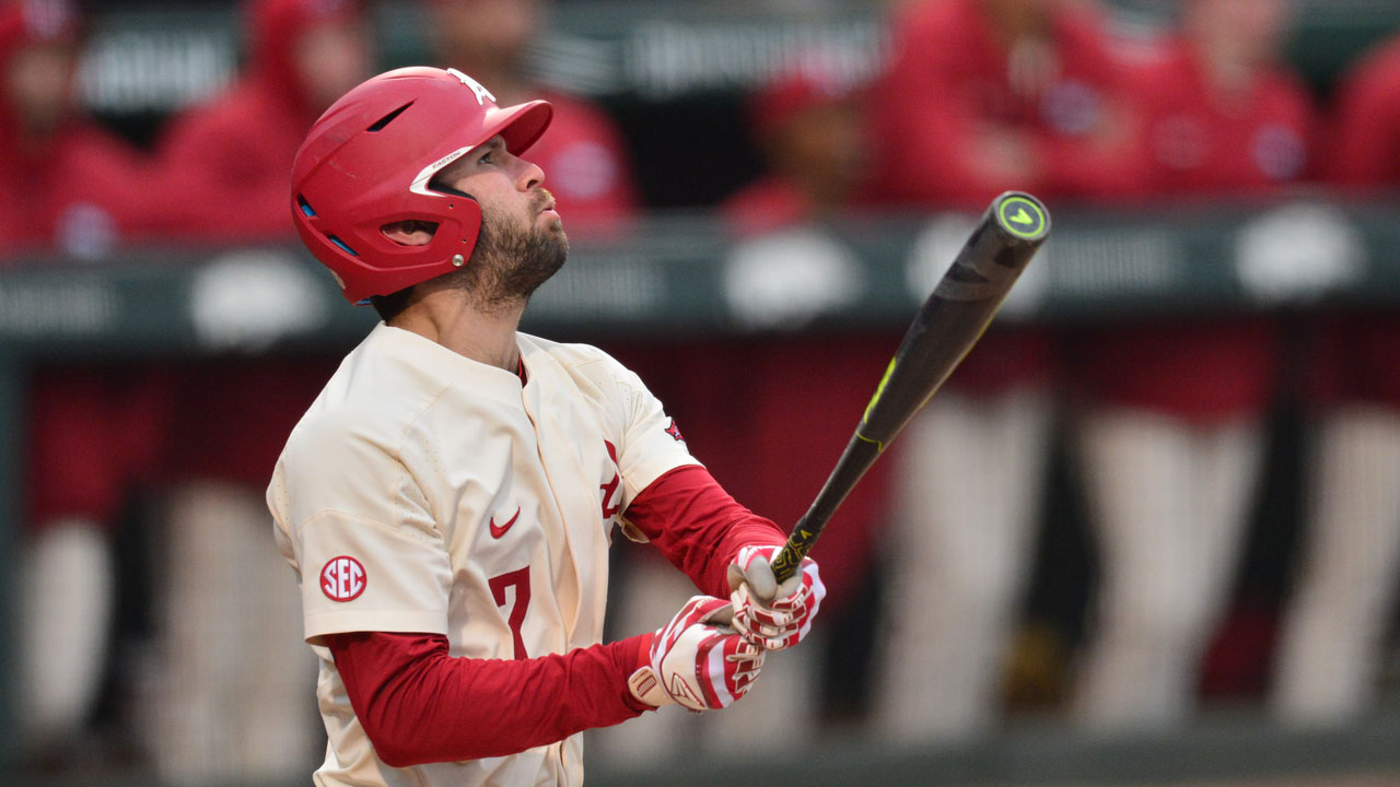 Four Razorbacks Honored by D1 Baseball, Perfect Game