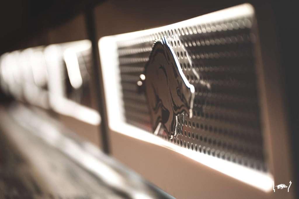 Photos: Football Locker Room Unveiling