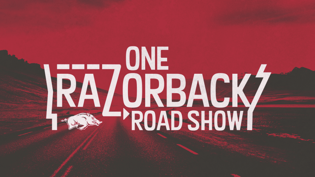 ONE Razorback Roadshow to Travel the State