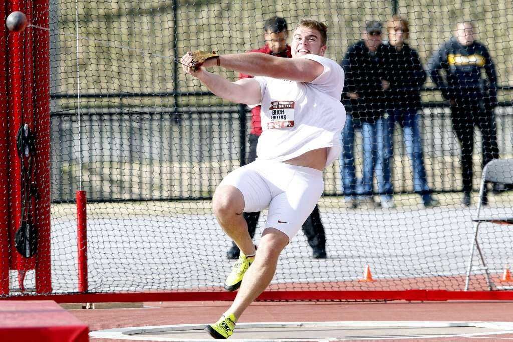 Sullins Dominates on Day One of John McDonnell Invitational