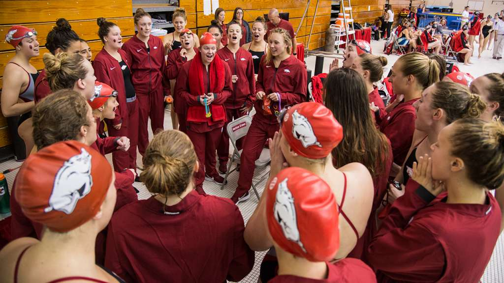 Eight from Swimming and Diving named CSCAA Scholar All-Americans