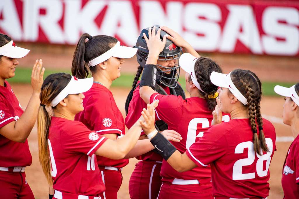 SEC Tournament Eve, Razorbacks Looking Ahead to Georgia