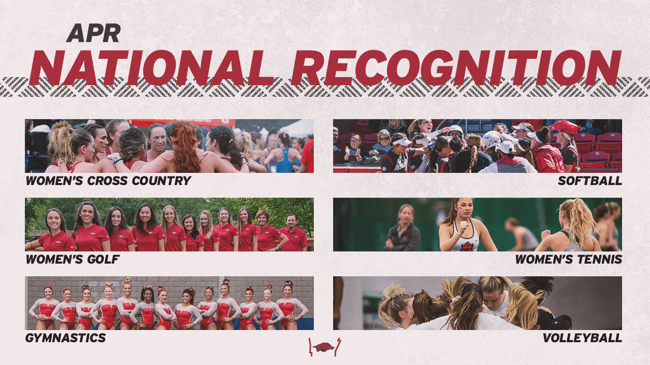School Record Six Programs Earn APR National Recognition