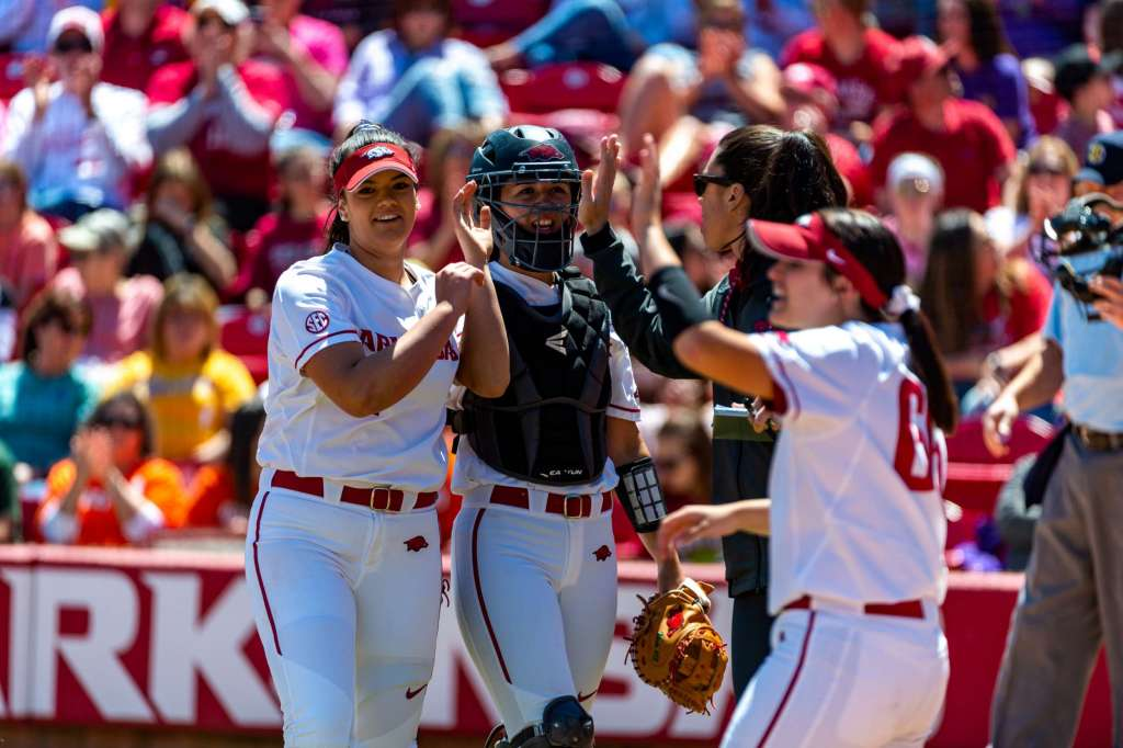 Razorbacks Set for Rematch with Tulsa at Stillwater Regional
