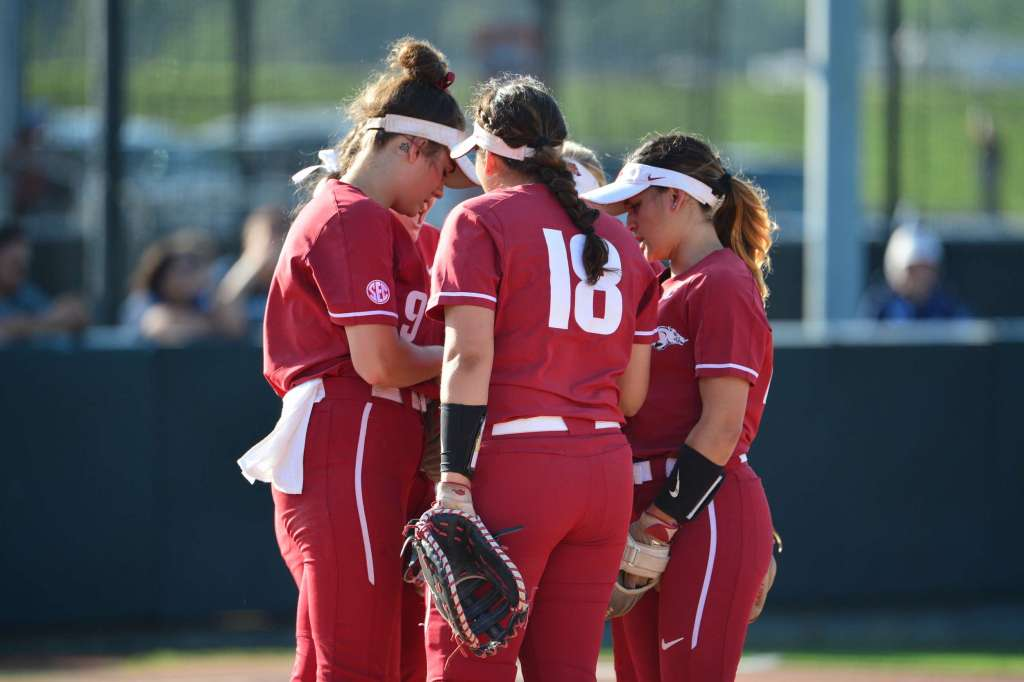 Tulsa Posts Five-Run Seventh Inning, Razorbacks Fall in Game One of Stillwater Regional