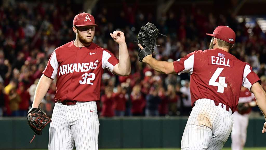Western Division-Champion Razorbacks Claim Two-Seed In SEC Tournament