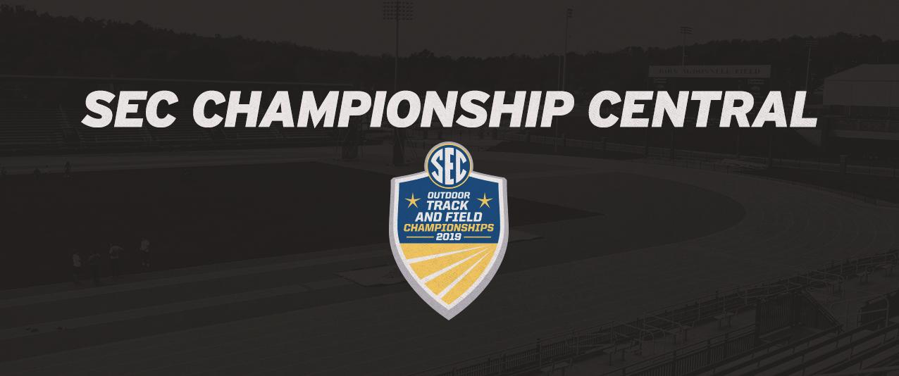 <b><center>SEC Outdoor Track & Field Championships</b>
