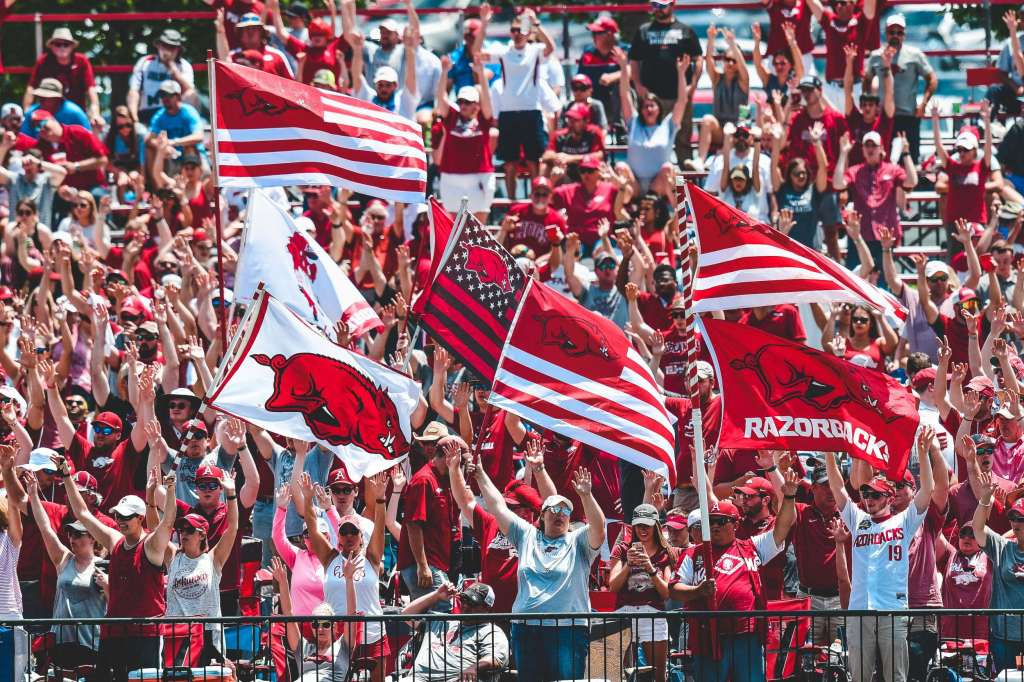 Arkansas Earns Top-25 Finish in Final Directors' Cup Standings