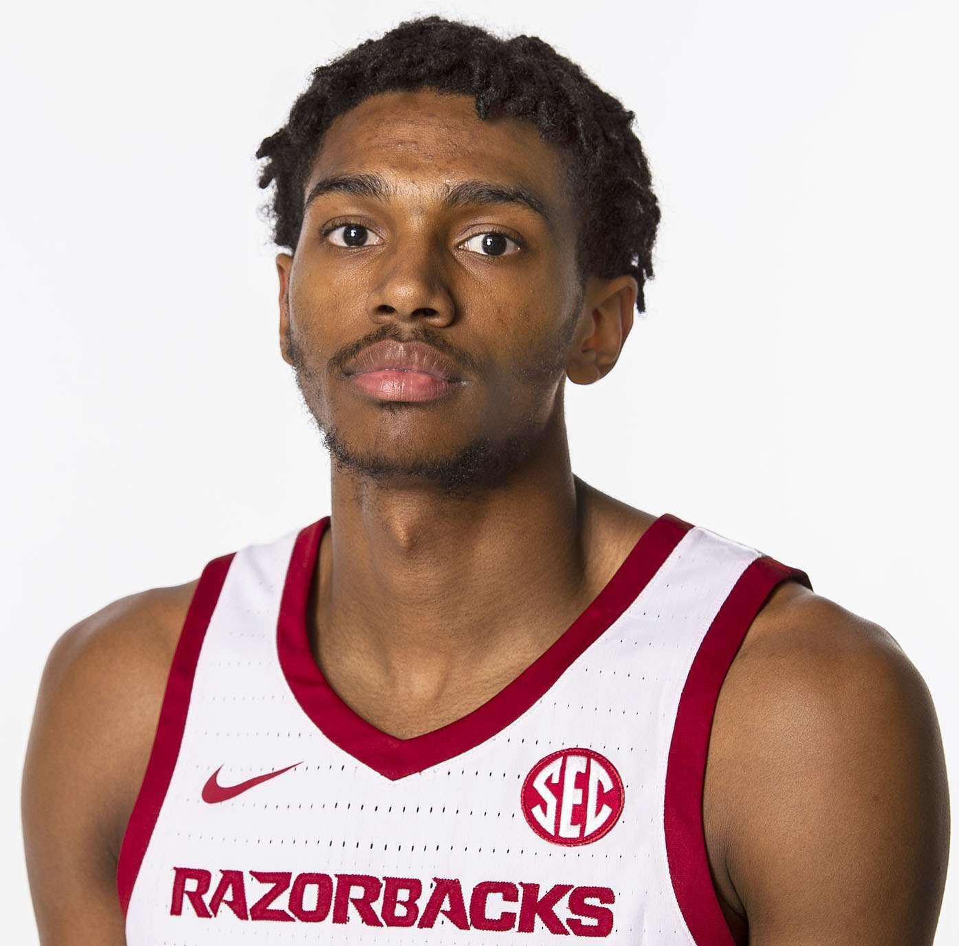 Jimmy Whitt Jr. - Men's Basketball - Arkansas Razorbacks
