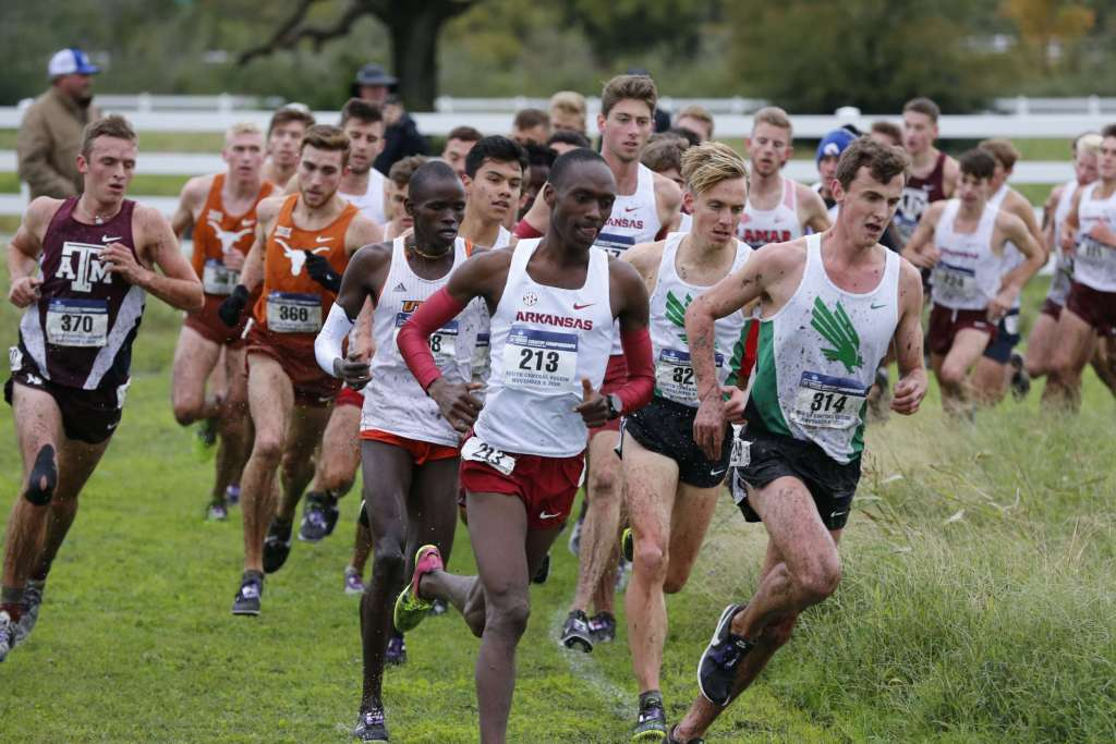 Bucknam Reveals 2019 Cross Country Schedule