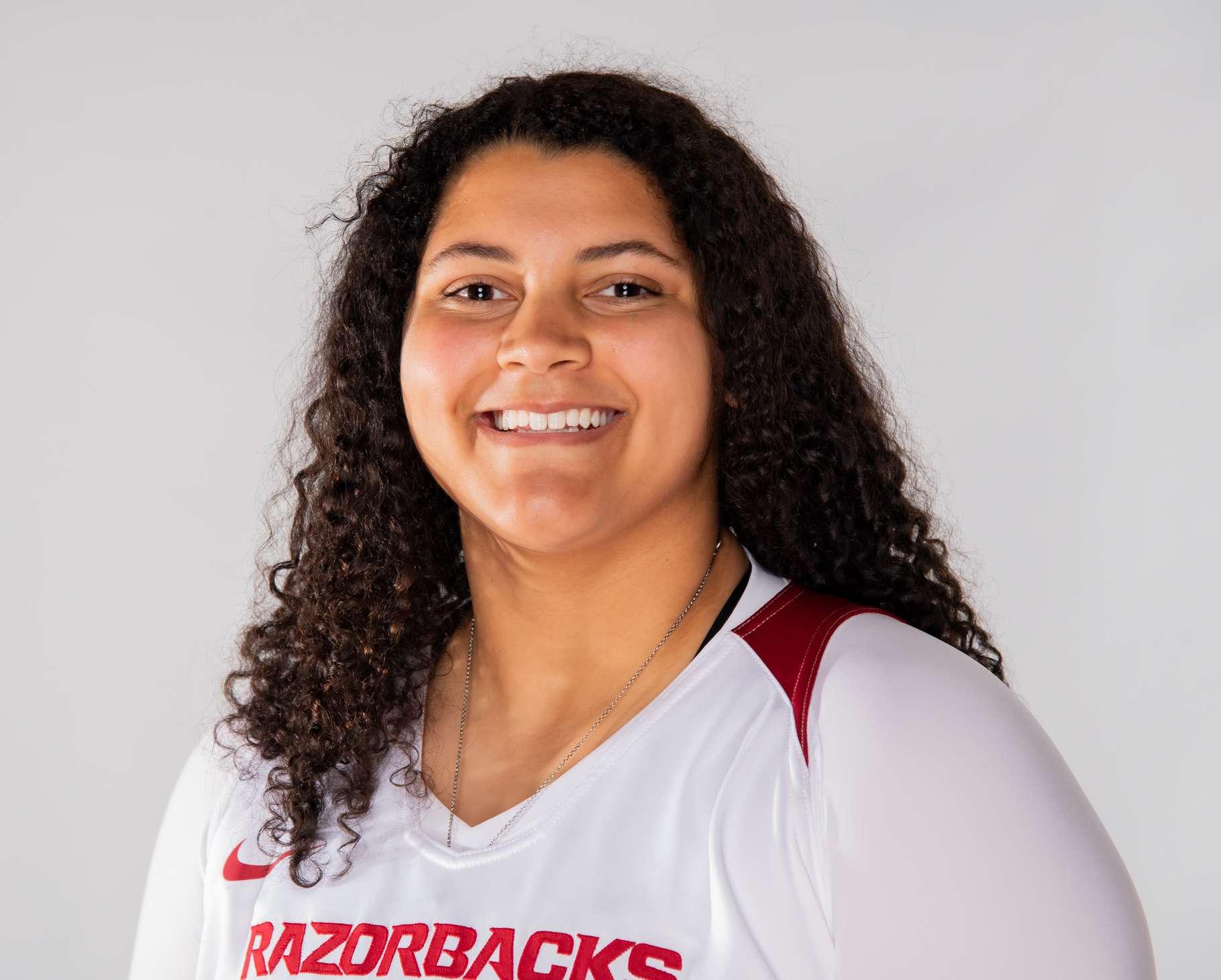 Destinee Oberg - Women's Basketball - Arkansas Razorbacks