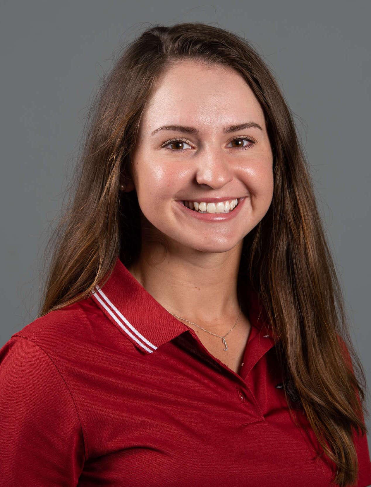 Julia Gregg - Women's Golf - Arkansas Razorbacks
