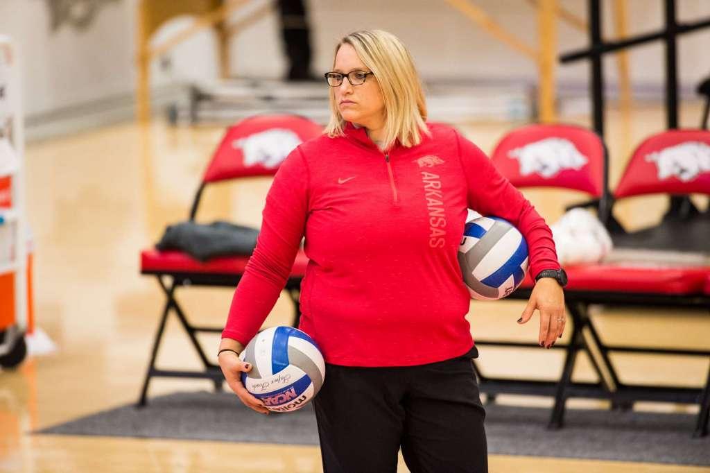 Wargo-Kearney Promoted to Associate Head Volleyball Coach