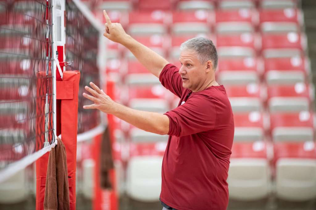 Arkansas Volleyball Set for Five Televised Appearances